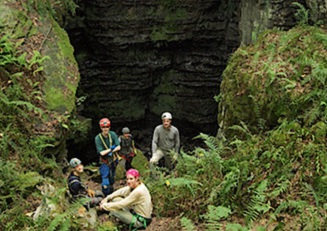 Kay Hill Deen Fern Cave Preserve