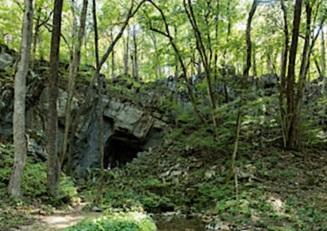 Fricks Cave Preserve
